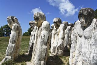 Martinique - Mémorial de l'Anse Caffard