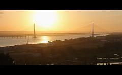 pont de Normandie (Seracat) Tags: france seine frana pont normandie honfleur normandy calvados sena pontnormandie seracat ponthonfleur