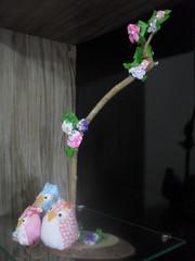 SAM_2839 (Costurinhas Patch e Mdf -Elisama Aguiar) Tags: artesanato mug fuxico feltro boneca patchwork enfeite decoraçao