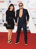 Ricky Wilson and girlfriend The UK's Creative Industries Reception supported by the Foundation Forum at the Royal Academy of Arts - Arrivals London, England
