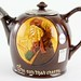 263. The Cup That Cheers Teapot - Royal Doulton Kingsware