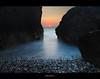 The secret shore (Håkon Kjøllmoen, Norway) Tags: sunset greece rhodes solnedgang rhodos longexposures coth5 mygearandme bestofblinkwinners håkonkjøllmoen
