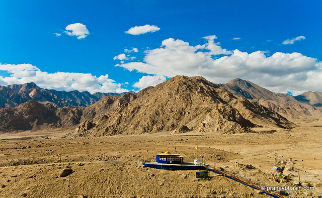 Gurudwara Pathar Sahib, Leh, Ladakh