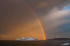 Escale arc-en-ciel (Jacquin-Qc) Tags: de rainbow parc arcenciel llebonaventure