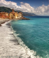 Comogli (PhotoArt Images) Tags: ocean italy seascape explore camogli photoartimages