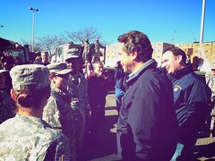 Governor Cuomo at Fort Wadsworth in Staten Island, New York (sickrthanyouraverage) Tags: nyc newyork aftermath sandy hurricane forgotten statenisland shaolin fortwadsworth governorcuomo forgottenboro hurricanesandy aftermathofhurricanesandy