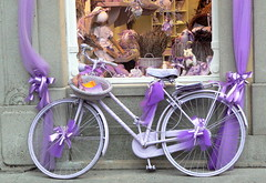 lila in Cividale (AnnAbulf - blog) Tags: rad laden lila negozio bici viola geschft fahrrad fvg lilla violett bicicletta lavanda cividale lavendel friuliveneziagiulia friauljulischvenetien