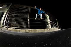 Follow she... ops, 'He' (EsteveSegura) Tags: goofy shop amazing inn awesome rail smith drop nicolas skateboard trick sergi segura esteve streetboard gofy