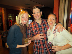 Heidi, Brian and Jenay - TAMBA Party 2012 (TAMBA Tahoe) Tags: november party mountain bike year tahoe biking area end association 2012 tamba