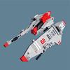 Tanto X2 - VV Fighter (Fredoichi) Tags: fighter lego space vv shootemup starfighter gradius shmup microscale vicviper novvember fredoichi
