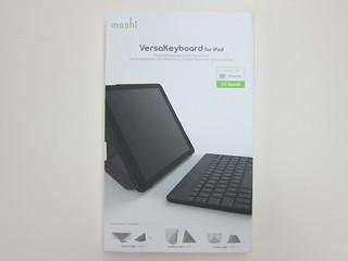 Moshi VersaKeyboard for iPad Air