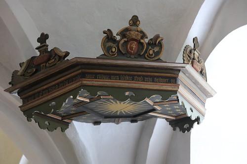 Jystrup kirke - pulpit 2014-04-15-7