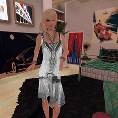 The Feeling Event | BN Flapper grey (Hidden Gems in Second Life (Interior Designer)) Tags: costumes easter design dress market interior free event feeling flapper exclusive poses roaring 20s gatsby the freebies