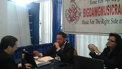 Joe Kaufman interbiewed by Big Dawg Music Radio.
