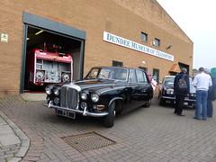 P1020291. TS 1 Daimler (ronnie.cameron2009) Tags: cars car scotland dundee scottish tayside daimler museumoftransport carrally vehiclerally