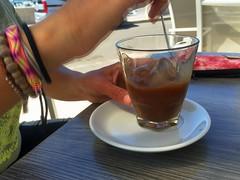 Otranto iced caffe di mandorle (dgourmac) Tags: otranto