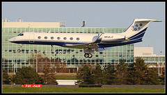 N512JT Maple Leafs Sports & Entertainment Gulfstream G550 (Tom Podolec) Tags:  way this all image may any used rights be without reserved permission prior 2015news46mississaugaontariocanadatorontopearsoninternationalairporttorontopearson
