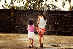 I think togetherness is a very important ingredient to family life (..M A R Y..) Tags: street family girls summer holiday cute childhood kids outside back kid warm view sweet sommer philippines familie perspective together littlekids manila cousin mdchen philippinen cousine zusammen inthestreet spendingtime