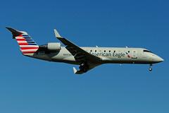N463AW (Air Wisconsin) (Steelhead 2010) Tags: americaneagle yyz crj canadair crj200 airwisconsin n463aw nreg