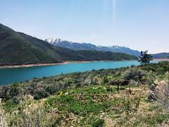 another reservoir (Alexey Tyudelekov) Tags: utah usa us saltlakecity reservoir mountains