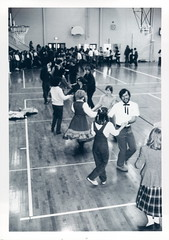 P_151_1_82_12 (NSCDS Archives) Tags: blackandwhite college 1982 dancers country 1980s berea nscds nscdsarchives p151182