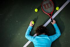 Got Tennis? (AngelBeil) Tags: sports wilson tenniscourt facedowntuesday