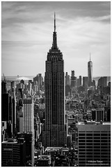Empire State Building (Moyse911) Tags: park new york city urban rescue usa newyork building love rock brooklyn jaune square liberty fire amazing fuji state time top manhattan taxi great central grand libert empire flatiron ville unis amricain xe1 amerique tats xt1 dowtone mildeltown