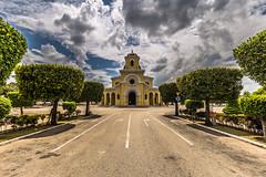 Colon Cemetery of Havana, Cuba (Rui P Baio) Tags: travel panorama tourism latinamerica landscape island tour angle cuba wide wideangle panoramic traveller communism spanish fidel latin northamerica caribbean che latino cuban revolucion guevara caribe