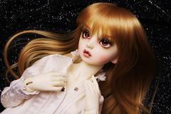 Glamorous (borboletta_blu) Tags: ed gold eyes doll alice unique wig bjd volks ws lorina enchanteddoll sdgr sandybrown leeke urethane resindoll purewhiteskin