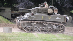 Tankfest 2016 - Re enactors (barryjameswilson) Tags: history portraits military wwii militarypolice vehicle reenactment reenactors tanks livinghistory bovingtontankmuseum wwiireenactment wwiitrucks aroundthesite tankfest2016