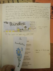"Project based on Kenneth Oppel's ""The Boundless"" (pistachoo) Tags: school work education novel jq kennethoppel julesquesnel theboundless"