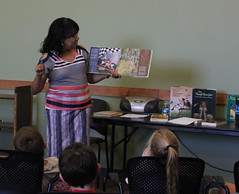 Indiana Storytelling at the Georgetown Branch.  Stories of humor and history from Indianas past 200 years. (ACPL) Tags: kids georgetown srp childrens geo 2016 fortwaynein acpl summerreadingprogram allencountypubliclibrary indianastorytelling hoosierhootsandtruths