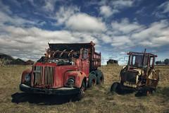 Rusty Friends (Sckchen) Tags: auto car island rost rostig dassoeckchen