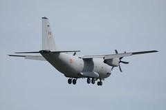 2706  Alenia  Spartan C27J  ROF - Romanian Air Force EYSA 14L (sauliusjulius) Tags: force air romanian spartan rof 2706 alenia 14l 4175 c27j l2t eysa 4a35af