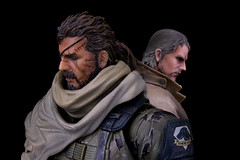 Venom Snake and Ocelot (Raiden8705) Tags: playartskai pak metalgearsolid mgs mgsvtpp