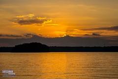 Return Visit to Old Federal Park (The Suss-Man (Mike)) Tags: sunset sky lake nature water clouds georgia unitedstates lanier lakelanier hallcounty flowerybranch thesussman oldfederalpark sonyslta77 sussmanimaging