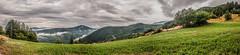 Santonio_ (diepegiz) Tags: panorama light nikon d90 flickr mountain cloud wide green sky trees