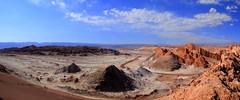 Valle de la Luna (Luna y Valencia) Tags: chile valledelaluna desierto cile deserto sanpedrodeatacama