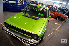 "Green VW caddy Mk1 • <a style=""font-size:0.8em;"" href=""http://www.flickr.com/photos/54523206@N03/6893015178/"" target=""_blank"">View on Flickr</a>"