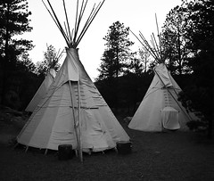 Native (Katie Esch) Tags: architecture indian nativeamerican teepees