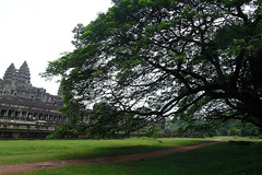 Angkor Wat - East Side