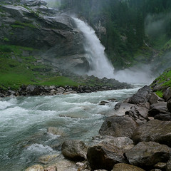 Europe's Highest Krimml waterfalls (Bn) Tags: park schnee panorama alps salzburg nature water sunshine geotagged austria waterfall sterreich stream force power wasserfall hiking drop falls trail national waterfalls rush experience cascade topf100 impressive cataract zillertal watercourse frhling hohe highest rivulet spectacle krimml salzburgerland objekt wasserflle tauern krimmler 100faves krimmlerwasserflle geo:lon=12170306 geo:lat=47208165