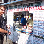 "Welcome Best Pancake in Koh Tao and the Best All Thailand <a style=""margin-left:10px; font-size:0.8em;"" href=""http://www.flickr.com/photos/14315427@N00/7034023173/"" target=""_blank"">@flickr</a>"