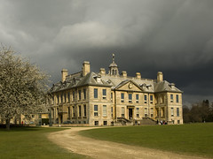 Belton House (DaveKav) Tags: house storm olympus lincolnshire mansion nationaltrust darkclouds beltonhouse e510 blinkagain bestofblinkwinners