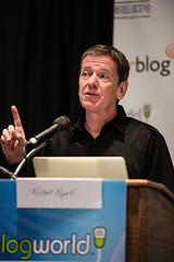 Speaker Michael Hyatt at BWENY 2012
