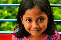 Portrait: :) face (MeftaSadat) Tags: life city light portrait sky people cloud color girl face children nikon asia child emotion joy culture gimp happiness laugh dhaka moment bangladesh bangla ringroad d90 baishakh 50prime darklegend