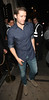 Matthew Morrison leaving Mahiki nightclub in West London London, England