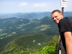 Eagles Nest / Cafe View 8004 (Mr.J.Martin) Tags: mountain alps germany bayern bavaria berchtesgaden nazi hitler headquarters snowcapped climbing alpine chalet eaglesnest kehlsteinhaus obersalzberg mountainpeak kehlstein adolphhitler hohergll evabraun