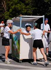 _DSC3078.jpg (Bob Berrio2012) Tags: tim hiking parades 4thofjuly maryb maryandme outhouses outhouseraces bristolvt mtabe quakerstreet thelongtrail bugjunction
