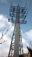 Pylon (Chiew Pang) Tags: power structures pylon cables electricity